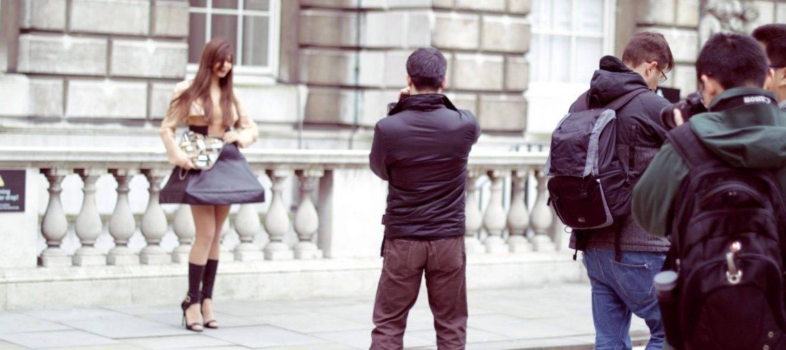 AW15 London Fashion Week
