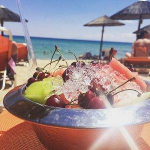 Summer days greece happy summerdays yummy bulgarian food foodie fruitshellip