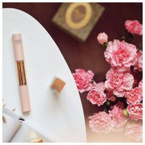 A good concealer always works its magic! See how amphellip